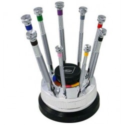 Beco Master Tool Selection - 9 screwdrivers