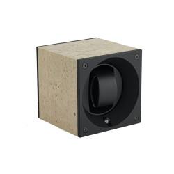 Swiss Kubik MasterBox watch winder Granite Stone