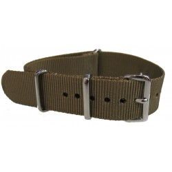 NATO watch strap khaki