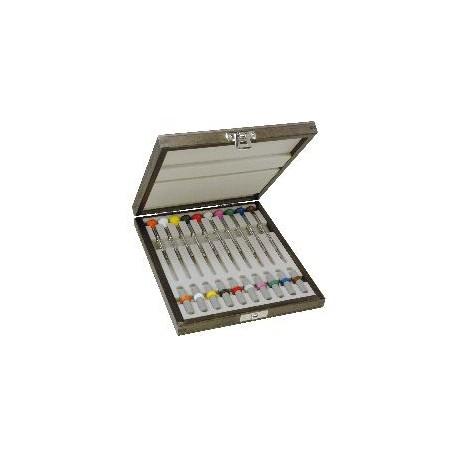 Bergeon Assortments of 10 screwdrivers