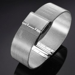 Watch mesh bracelet stainless steel 18-20 mm