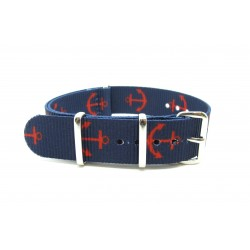 Anchor NATO watch strap