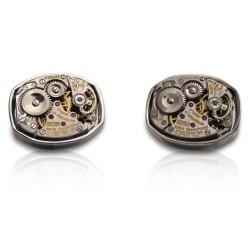 KronoKeeper cufflinks - LeCoultre