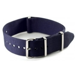 Watch NATO strap dark blue