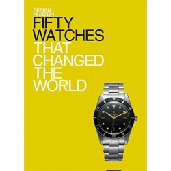 Fifty Watches That Changed the World (Design Museum Fifty)