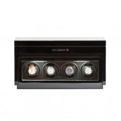 Paul Design - Gentleman 4+6 Watch Winder & Extra storage for 6 watches