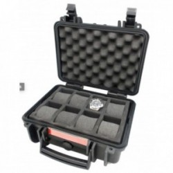 KronoKeeper waterproof cases for 8 watches