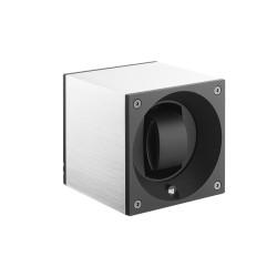 Swiss Kubik Single watchwinder anodized aluminium