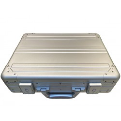 Aluminium Case for 12 Watches and Accessories