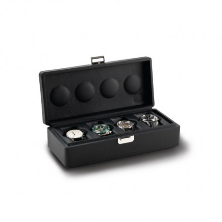 Scatola del Tempo VALIGETTA travel case for 4 watches