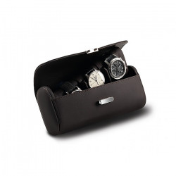 Scatola del Tempo POCHETTE travel case for 4 watches