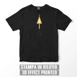 ORANGE ARROW T-SHIRT -