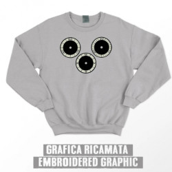 CHRONOGRAPH SWEATSHIRT - Grey