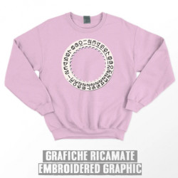 DATE WHEEL SWEATSHIRT - Pink