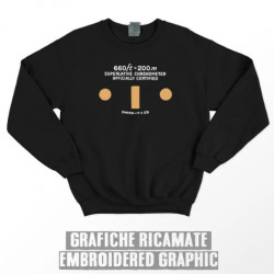 SUBMARINE SWEATSHIRT - Black