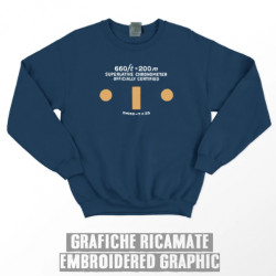 SUBMARINE SWEATSHIRT - Blue