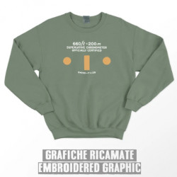 SUBMARINE SWEATSHIRT - Olive green