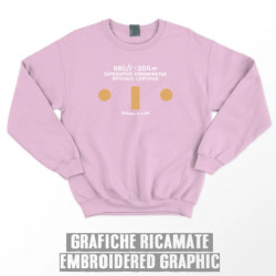 SUBMARINE SWEATSHIRT - Pink
