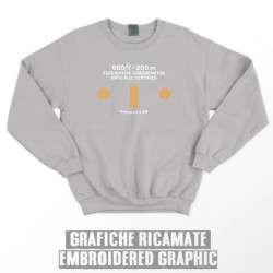 SUBMARINE SWEATSHIRT - Grey