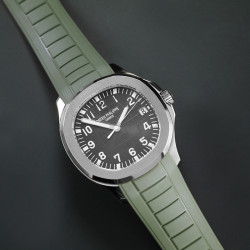 Rubber B strap PK22 - Military Green