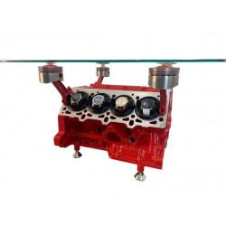 Ferrari V8 F355 Spider Engine Coffee Table