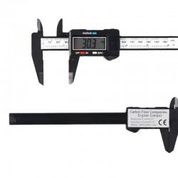 Digital Caliper in Carbon Fiber Composite