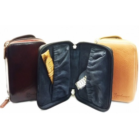 Kronokeeper slim case for 2 watches