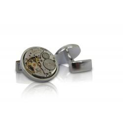KronoKeeper cufflinks - Zenith